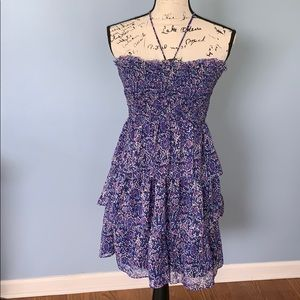 AMERICAN EAGLE OUTFITTERS small purple dress